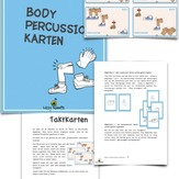 Die Body-Percussion-Karten
