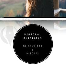 Personal Questions- A Conversation Class